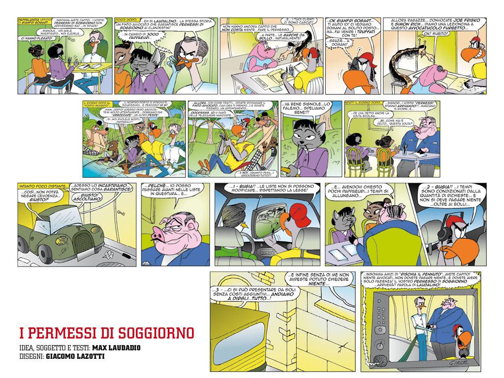 Max laudadio official website max laudadio for Permessi di soggiorno on line